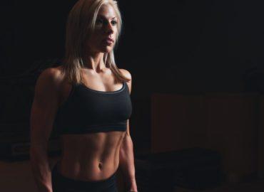 Sport – brzuch – kobiety