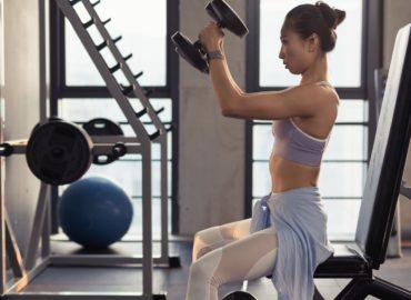 Kobiety na siłowni
